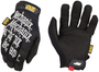 Mechanix Wear® Size 10 Black The Original® Synthetic Leather And TrekDry® Full Finger Mechanics Gloves With Hook And Loop Cuff