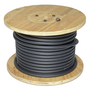 RADNOR® 4/0 Black Flexible Welding Cable 250' Reel